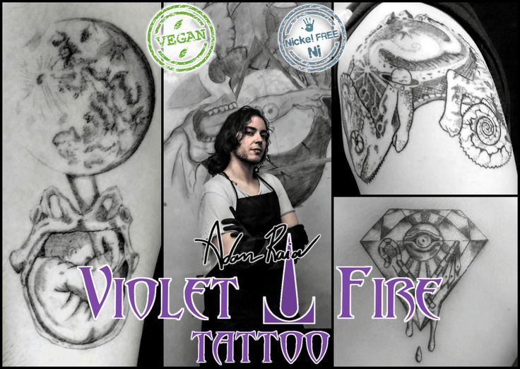 Adam Raia - Violet Fire Tattoo & Piercing - piercing maranello, piercing modena, piercing sassuolo, piercing fiorano, piercing formigine,…