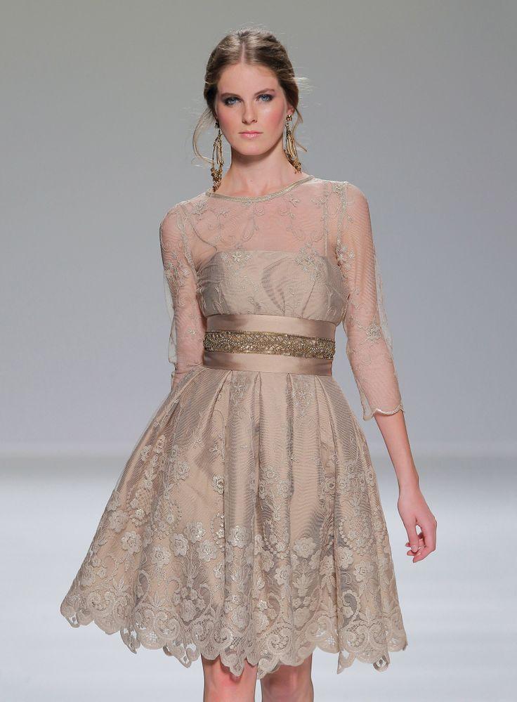 Matilde Cano #moda #VestidosDeFiesta #DiseñadoraDeModa #Fashion #PasarelaGaudi http://www.matildecano.es