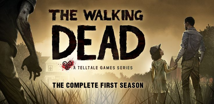 The Walking Dead: Season One v1.0.6 (Full/Unlocked) - Frenzy ANDROID - games and aplications