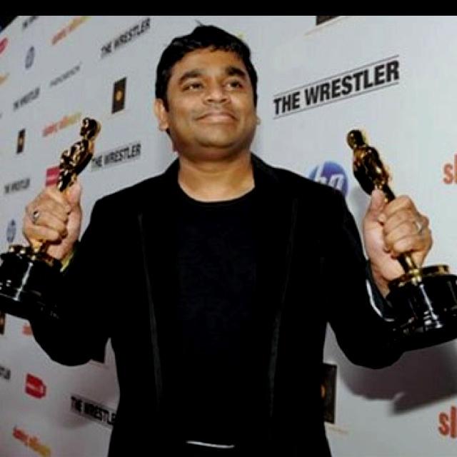 Grammy and Academy Award winning musician A.R.RAHMAN