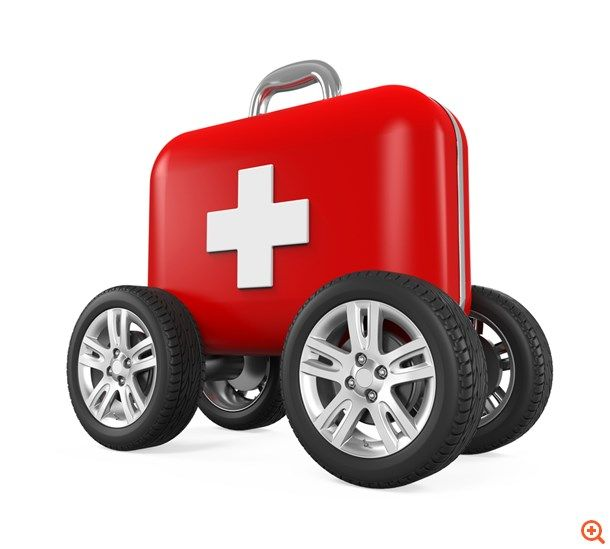 Τι πρέπει να περιέχει το φαρμακείο του αυτοκινήτου;