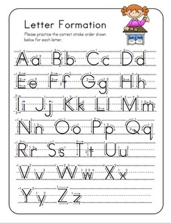 Mrs. Ricca's Kindergarten: Homework Folders