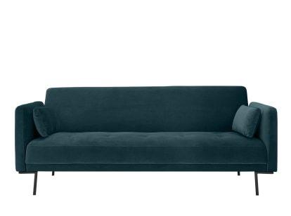 Margot Click Clack Sofa Bed, Sapphire Blue Velvet in 2020 ...