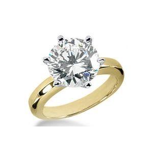 0.50 Karat Solitär Diamantring 585er Gelbgold G/SI. Dieser Diamantring ist bereits für nur 1299.00 Euro bei www.juwelierhausabt.de erhältlich.