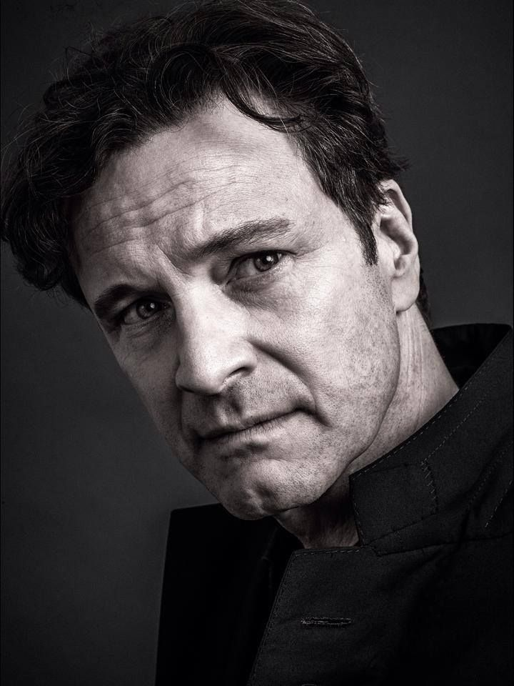 Colin Firth (b.1960), English actor in film, TV and theater // Photo by Andy Gotts