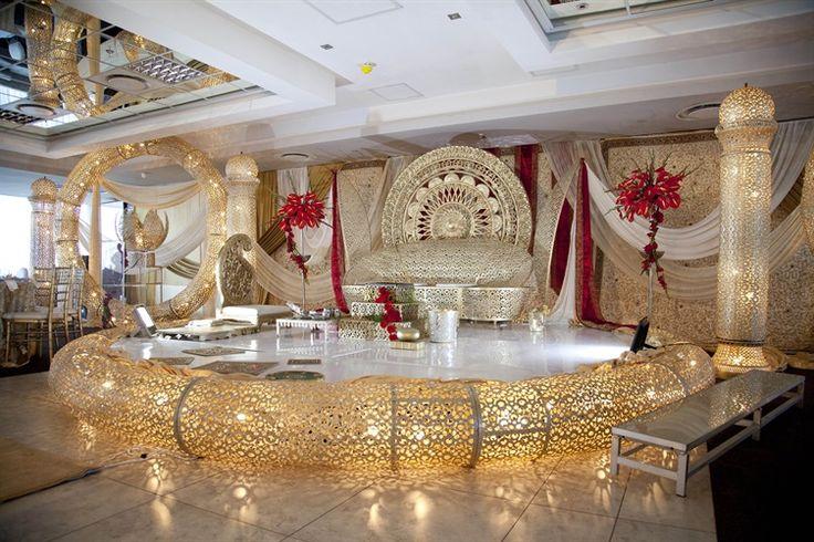 Hindu Wedding Durban Southafrica Tyronecrossmanphotos 23 Hindu Wedding Gold Wedding Decorations Wedding