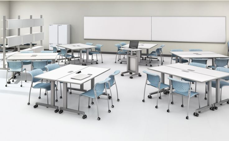 For all you teachers out there! modern classroom