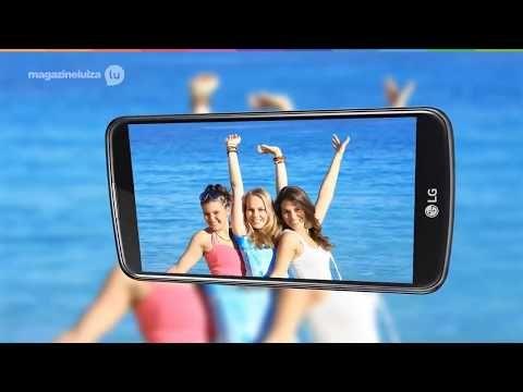 Celular / Smartphone LG K10 TV - YouTube