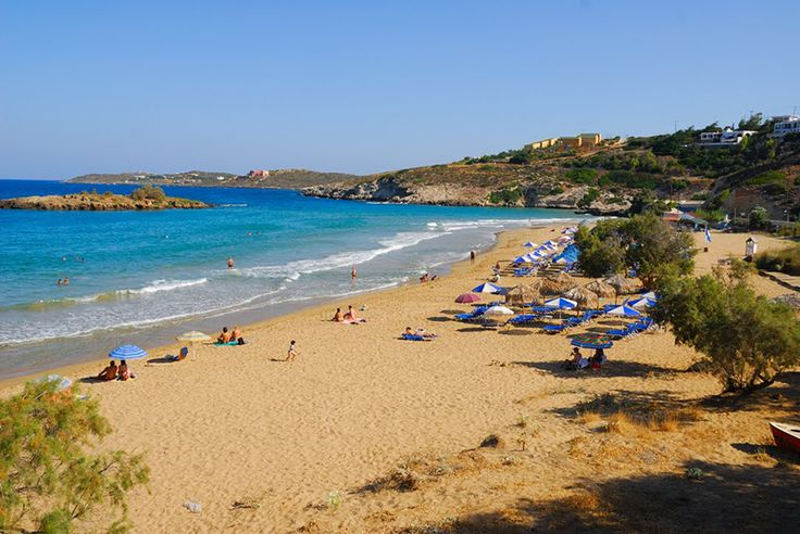 Kalathas beach, Chania