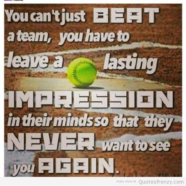 softball quotes: Sports Quotes Softball, Softball Life, Team Softball