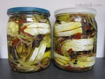 Recept, podle kterého se vám Můj nakládaný hermelín zaručeně povede, najdete na Labužník.cz. Podívejte se na fotografie a hodnocení ostatních kuchařů.