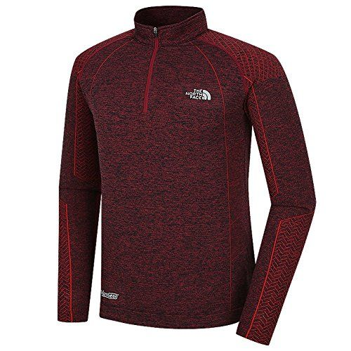 (ノースフェイス) THE NORTH FACE M'S HEAT UP L/S ZIP TEE ヒート アップ ... https://www.amazon.co.jp/dp/B01M9BZJ1B/ref=cm_sw_r_pi_dp_x_6aIbyb0B9H00B