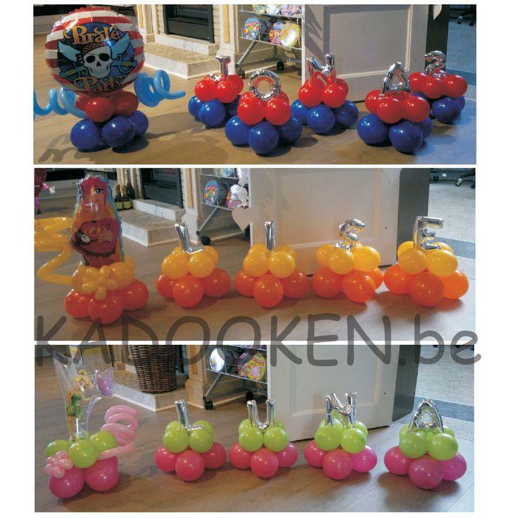 31 best images about communie ballonnen on pinterest met for Ballonnen versiering zelf maken