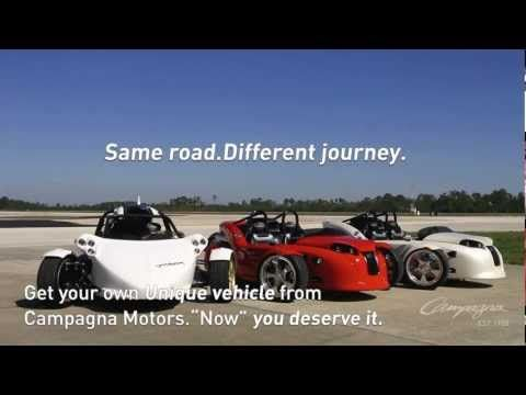 Afraid of the bikes? The Campagna T-REX 16S Tricycle will help