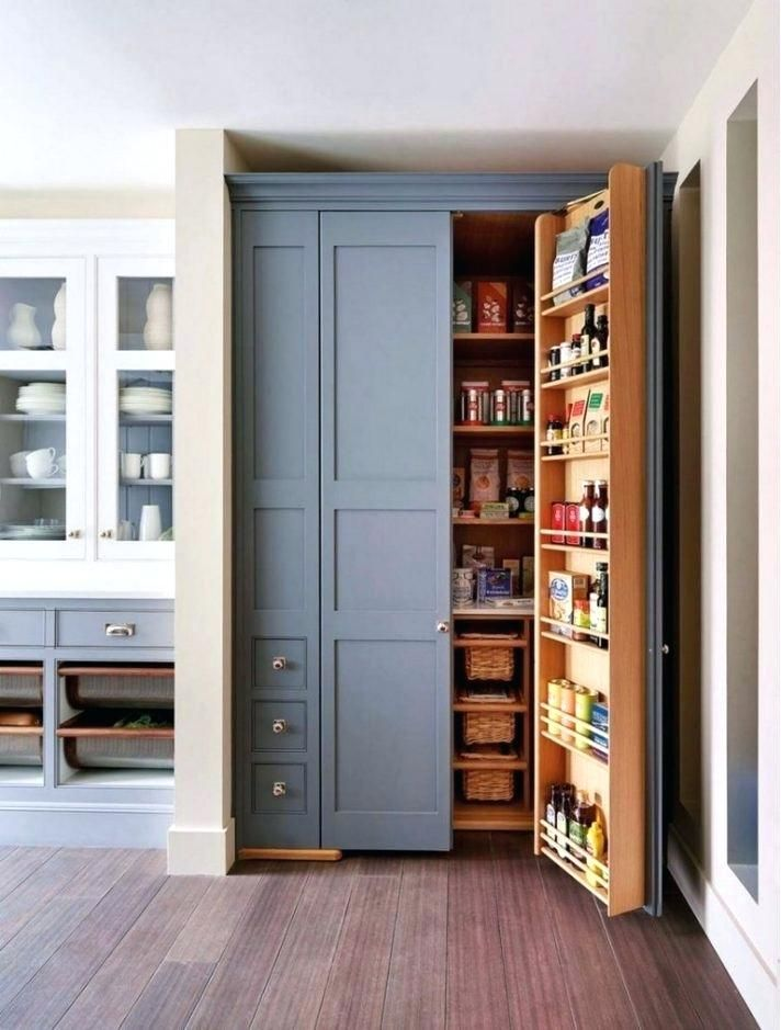 How To Make A Pantry Pantry Cabinet Kitchen Pantry Space Saving