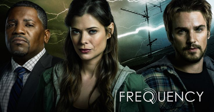 Frequency tv show. Our new favorite show. Cuddle time S❤C