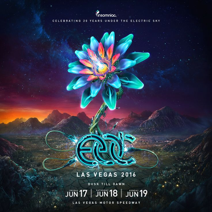 Electric Daisy Carnival announces 2016 dates