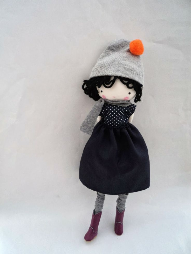 it´s cold outside, rag doll