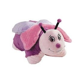"""Pillow Pets 11"""" Pee Wees - Small Pink Butterfly  Order at http://amzn.com/dp/B0058NUF22/?tag=trendjogja-20"""