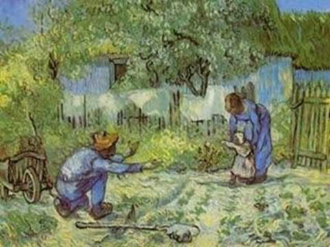 "Salvatore Adamo - ""Si tu étais"" _ Si fueras - Romantica canzone di Salvatore Adamo, che scorre su i colori delle tele di Vincent Van Gogh _ Canción romántica de Salvatore Adamo, que fluye a lo largo de los colores de las pinturas de Vincent van Gogh"