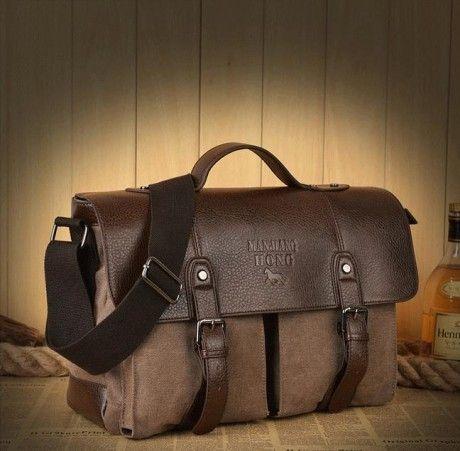 Deri Omuz El Çantası 169.90 TL  Son derece kaliteli malzemeden üretilmiş ve şık görünümlü erkek deri omuz ve el çantası. Kitap, tablet, bilgisayar ve klasörlerinizi alacak genişliktedir