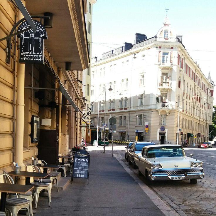 Helsinki, Finland, Primula The Old Skiffer