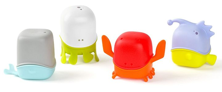 Bath Toys For Toddlers Interchangeable Creatures by Boo