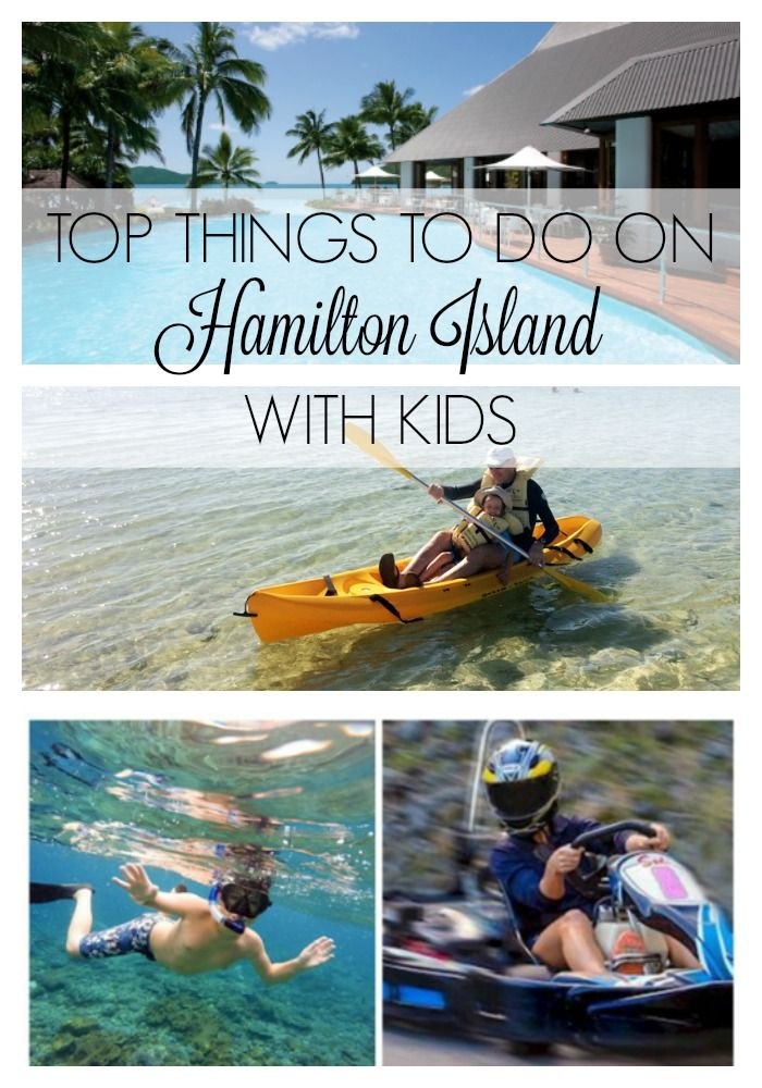 Like to keep active on holiday? Then Hamilton Island is perfect! Go-karting, kayaking, catamaran hire, snorkelling, quad-biking, reef trips and so much more! #familytravel #whitsundays #queensland