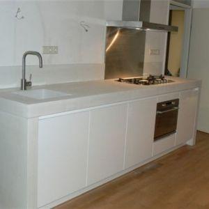 beton keukenblad 10cm dik wit