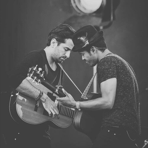 Dotan with anthony