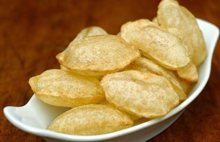 Batata Soufflé: Deliciosas batatas fritas crocantes!