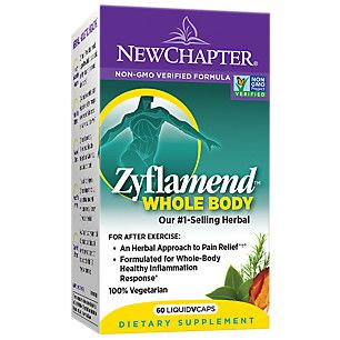 Zyflamend Whole Body (60 Liquid Veggie Capsule)  by New Chapter at the Vitamin Shoppe