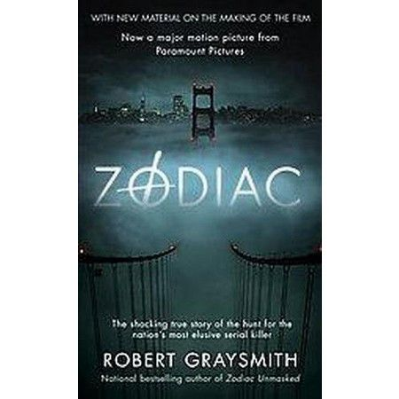 """ ZODIAC "" by Robert Graysmith (paperback)"