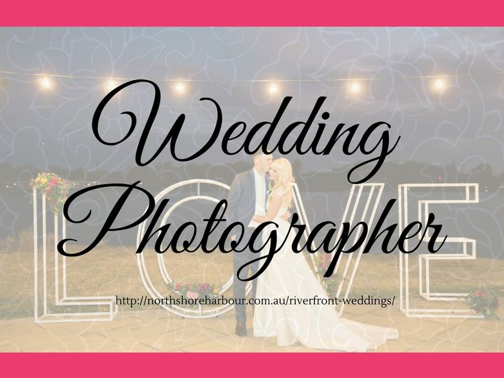 A wedding is a ceremony where two people are united in marriage. Today, you will learn how to choose the best #BrisbaneWeddingPhotographer and #WeddingVenuesinBrisbane. Try the awesome #weddingsBrisbane! Get more tips!