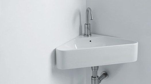 What Your Bathroom Reno Needs Is One of These Tiny Sinks