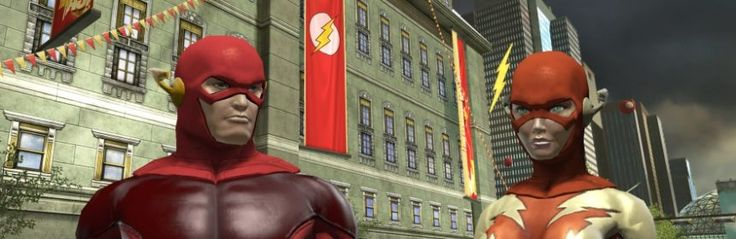 DC Universe Online celebrates the Flash in a flash weekend event – Massively Overpowered