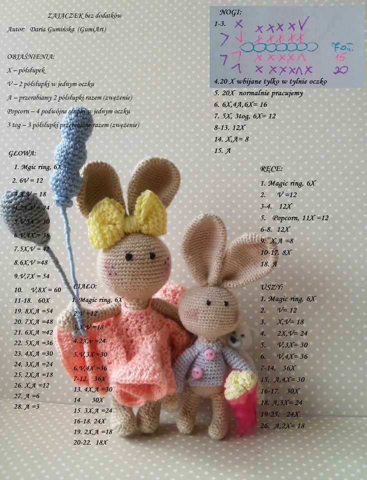 Crochet pattern by AmiDarii