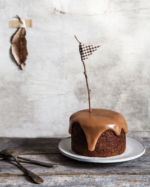 Sticky Date and Caramel Cake | Sweet Paul