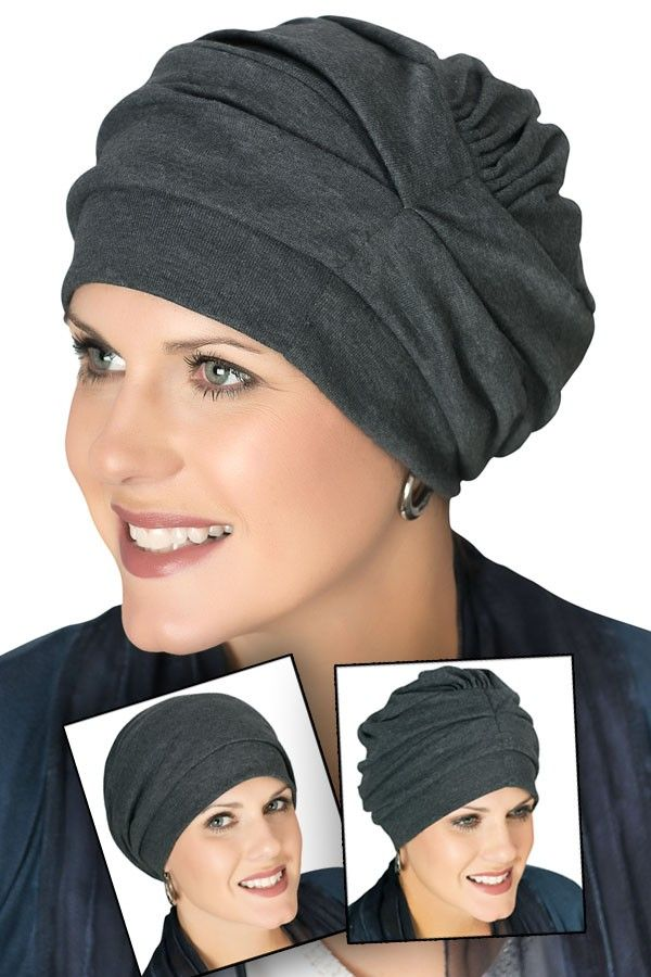 Trinity Cotton Turban: Chemo Turbans for Cancer