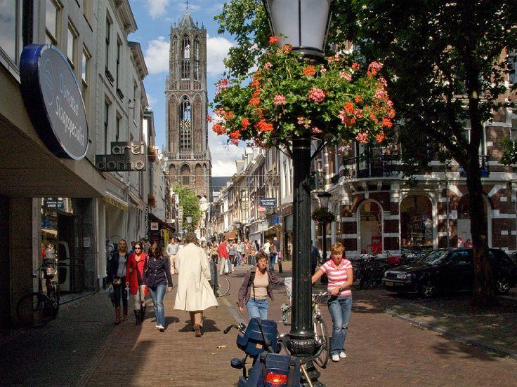 Ontdek de 7 straatjes in Utrecht