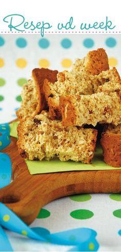 Muesli rusks #recipe #WorldBakingDay | Mueslibeskuit