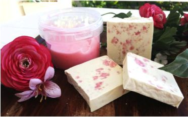 Greek Mastic handmade soap - as sweet as it gets!
