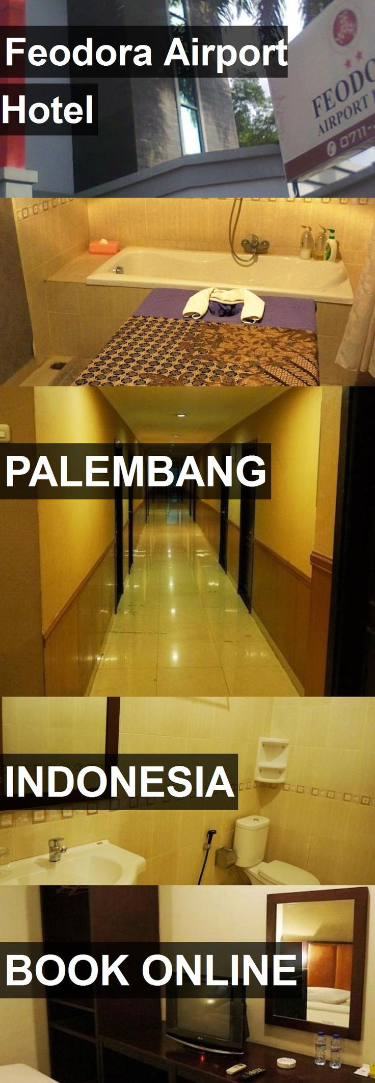 Feodora Airport Hotel in Palembang, Indonesia. For more information, photos, reviews and best prices please follow the link. #Indonesia #Palembang #travel #vacation #hotel