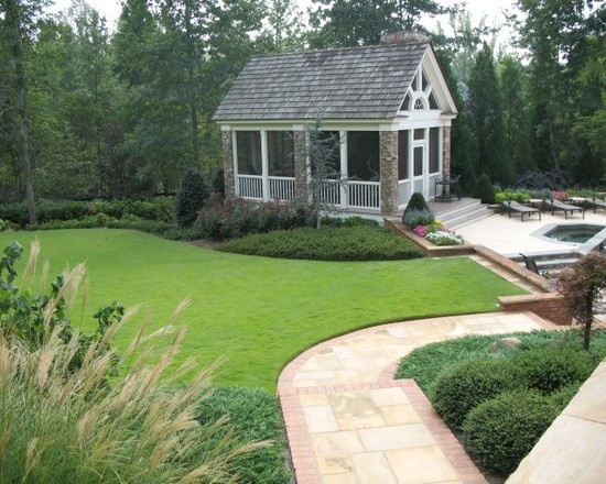 Spaces +gazebo Screened Design, Pictures, Remodel, Decor and Ideas - page 2