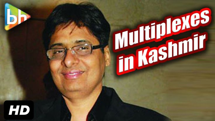 """Multiplex Chains Have A Very Bright Future In Kashmir"": Vashu Bhagnani"