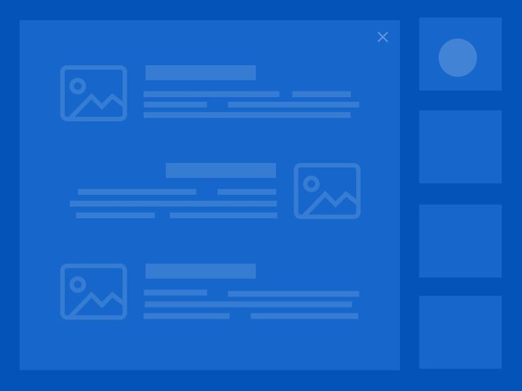 Blueprint Wireframe by Nick for Leavingstone