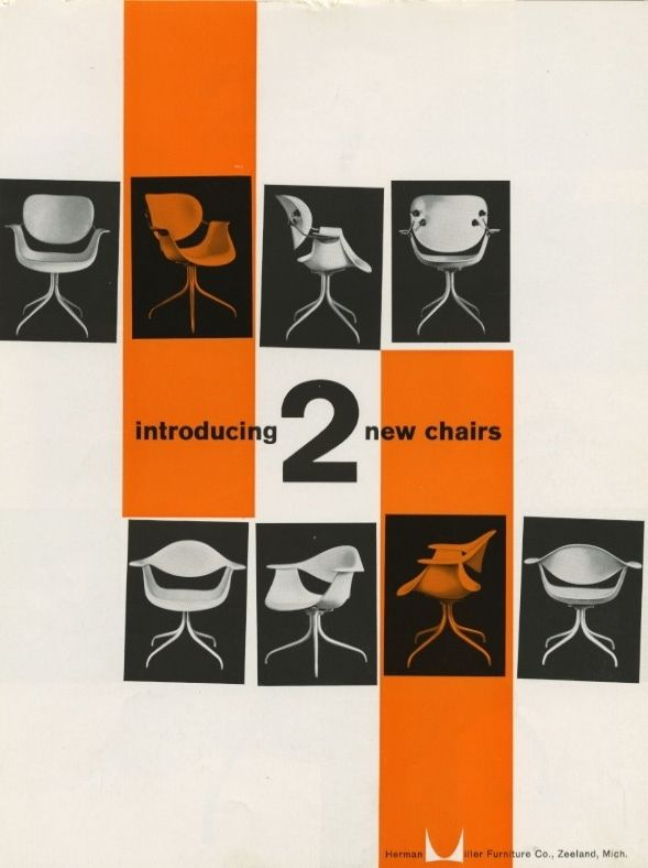 Herman Miller MAA Chair Brochure
