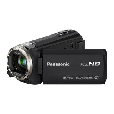Looking at 'PANASONIC HCV550K HIGH DEFINITION CAMCORDER BLACK' on SHOP.CA