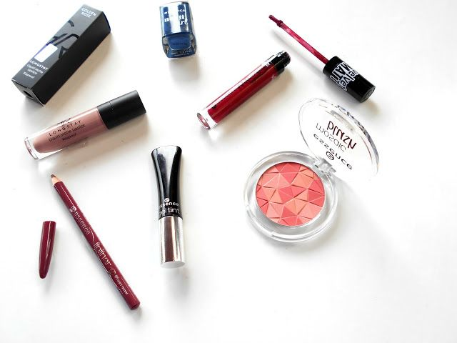 Spring makeup haul - more details on www.thegirlybible.blogspot.gr