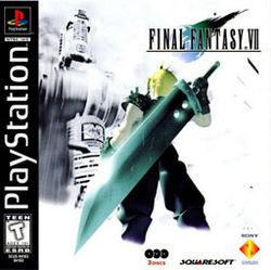 Final Fantasy VII... ask no questions hear no lies... yes this is the best instalment in the saga...